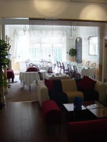 The Restaurant at Brockenhurst Hotel