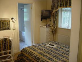 The Bedrooms at Brockenhurst Hotel