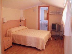 The Bedrooms at Apartamentos Tavir Turistic