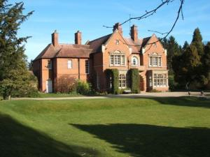 The Bedrooms at The Glebe Country House Bed And Breakfast