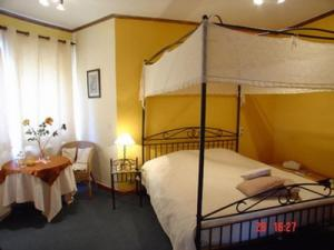 The Bedrooms at The Paddock