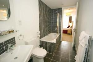 The Bedrooms at Premier Apartments Liverpool Eden Square