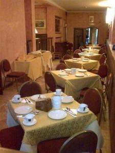 The Restaurant at Hotel Flaminius