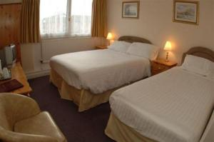 The Bedrooms at Copperfield Hotel