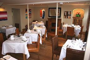 The Restaurant at 22 Mill Street