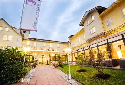Best Western Parkhotel Krone (克朗贝斯特韦斯特公园酒店)