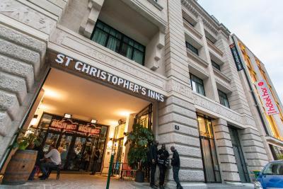St Christopher's Inn Paris - Gare du Nord (圣克里斯托弗巴黎酒店巴黎北站 )