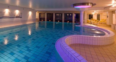 Romantik hotel achterdiek deutschland juist for Hotel juist schwimmbad