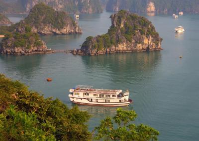 monkey island cruise(猴岛游船酒店)