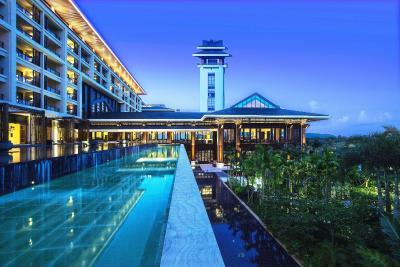三亚海棠湾9号温泉度假酒店