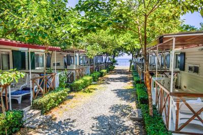 Camping La Focetta Sicula - Sant'Alessio Siculo