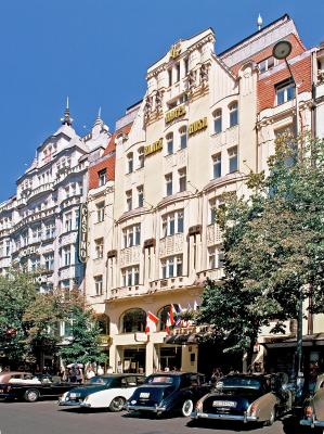 Hotel ambassador zlata husa rep ceca praga - Bagno birra praga ...