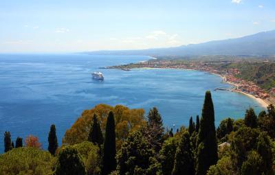 Hotel Villa Belvedere - Taormina - Foto 44