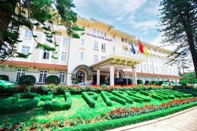 Dalat Hotel Du Parc (达叻公园酒店)