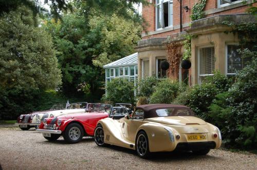 Treherne House & The Malvern Retreat