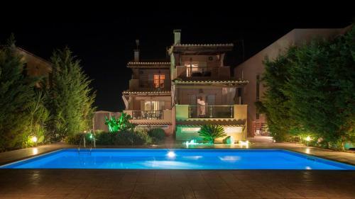 Aegina Villa Kalliopi