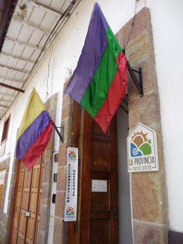 La Provincia Casa Hospedaje