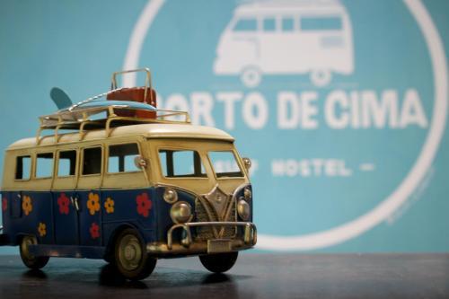 Porto de Cima Surf Hostel