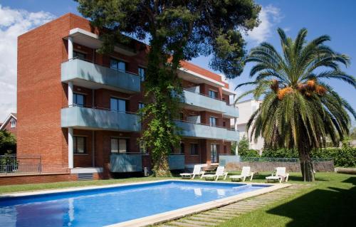 SG科斯塔巴塞罗那公寓式酒店