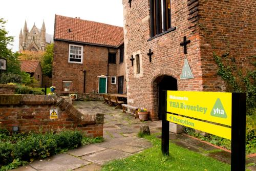 YHA Beverley Friary