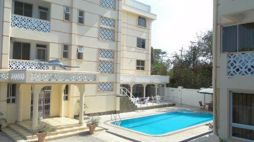 帕维龙度假公寓式酒店