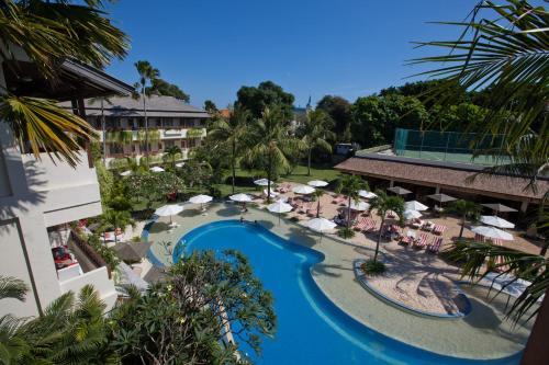 巴厘岛海风度假温泉酒店