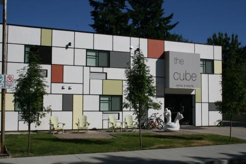 The Cube in Revelstoke