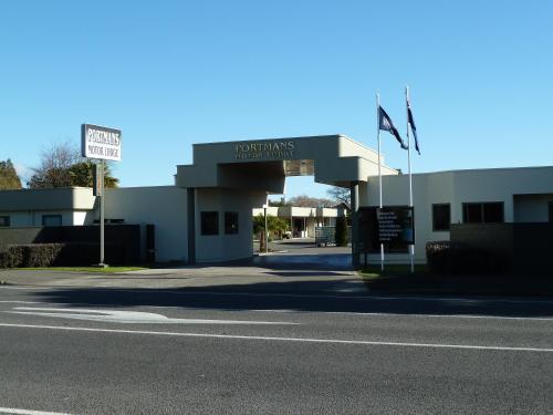 Portmans Motor Lodge
