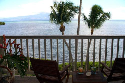 Wavecrest Resort Apt # A-303 on Molokai in Hawaii