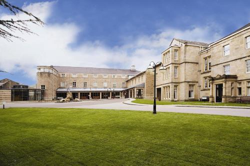 Weetwood Hall Hotel