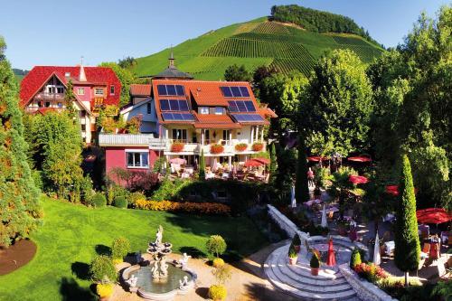 Hotel Rebstock Durbach