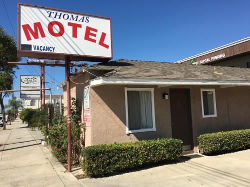 托马斯汽车旅馆