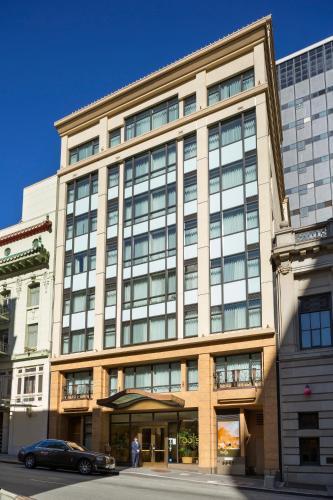 旧金山乌节花园酒店
