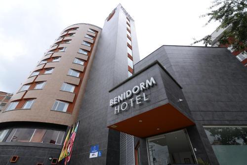 贝尼多姆酒店