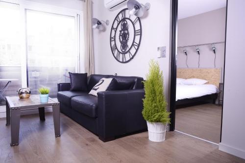里昂 - 波尔多(111)- 帕蒂欧公寓