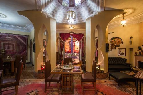 阿米拉维多利亚摩洛哥传统庭院住宅