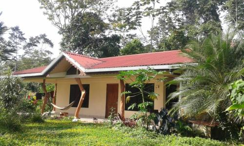 One World Bungalow in Rainforest Refuge