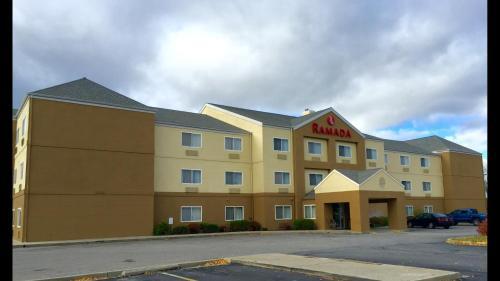 Ramada Inn Downtown Near Lake Coeur D'Alene
