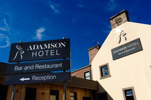 亚当森酒店