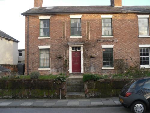 Shrewsbury Georgian Town House