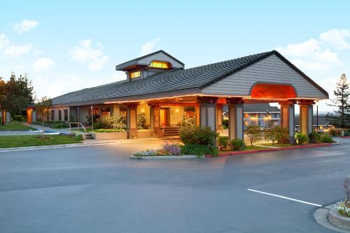 索诺马酒乡希尔顿乡村酒店
