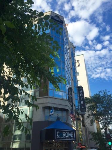 蒙特利尔中心科洛姆酒店