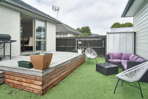 Merino Villa 1 - Christchurch Holiday Homes