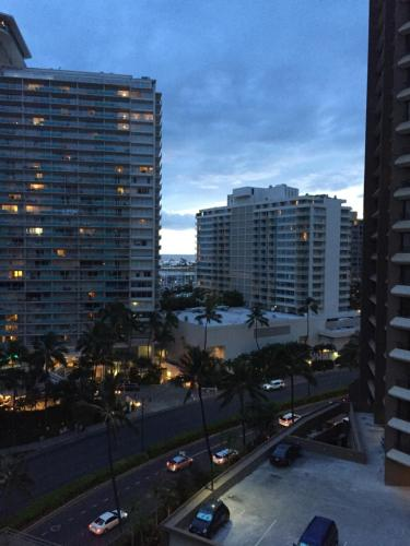 Ala Moana Apartment