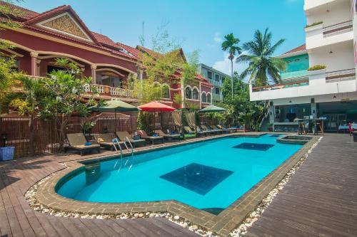 湄公河吴哥皇宫宾馆