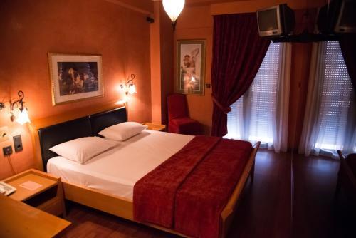 阿尔法酒店
