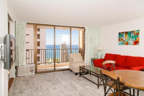 Waikiki Banyan Tower 2 Suite 2704