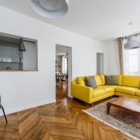 Luxury and family 4 bedroom flat - Saint-Germain