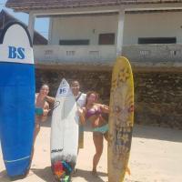 JC Surfer's House