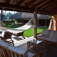 Mediterranean Beach Villa